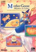Mother Goose: Rhymes to Color CD-i Front Cover