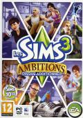 The Sims 3: Ambitions Macintosh Front Cover