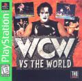 WCW vs. the World PlayStation Front Cover