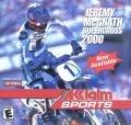 Dave Mirra Freestyle BMX PlayStation Inside Cover