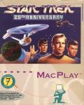 Star Trek: 25th Anniversary Macintosh Front Cover
