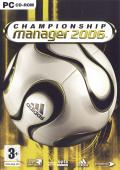 Championship Manager 2006 Windows Front Cover