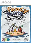 The Fancy Pants Adventures Xbox 360 Front Cover