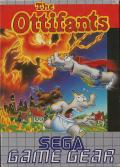 The Ottifants Game Gear Front Cover