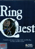 Ring Quest Apple II Front Cover
