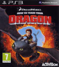 How to Train Your Dragon PlayStation 3 Front Cover