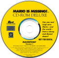Mario is Missing! Macintosh Media