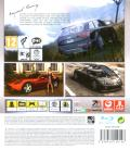 Test Drive Unlimited 2 PlayStation 3 Back Cover