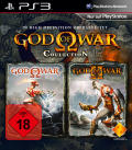 God of War Collection PlayStation 3 Front Cover German version