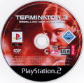 Terminator 3: Rise of the Machines PlayStation 2 Media