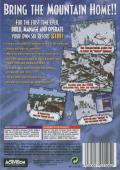 Ski Resort Tycoon Windows Back Cover