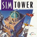 SimTower: The Vertical Empire Macintosh Other Jewel Case - Front