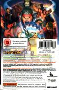 Street Fighter IV (Collector's Edition) Xbox 360 Other Box - Right side