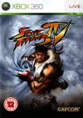 Street Fighter IV (Collector's Edition) Xbox 360 Other Keep Case - Front