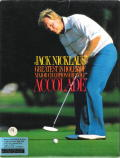 Jack Nicklaus' Greatest 18 Holes of Major Championship Golf DOS Front Cover