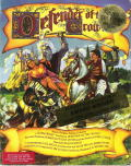 Defender of the Crown PC Booter Front Cover
