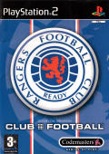 Club Football: 2003/04 Season PlayStation 2 Front Cover