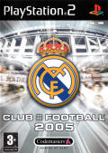 Club Football 2005 PlayStation 2 Front Cover