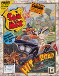 Sam & Max Hit the Road Macintosh Front Cover