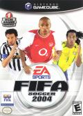 FIFA Soccer 2004 GameCube Front Cover