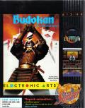 Budokan: The Martial Spirit Amiga Front Cover