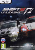 SHIFT 2 Unleashed Windows Front Cover