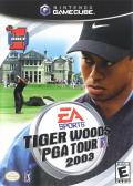 Tiger Woods PGA Tour 2003 GameCube Front Cover