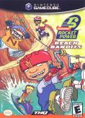 Nickelodeon: Rocket Power - Beach Bandits GameCube Front Cover