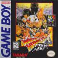 World Heroes 2 JET Game Boy Front Cover
