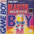 Blaster Master Boy Game Boy Front Cover