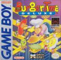 Burger Time Deluxe Game Boy Front Cover