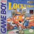 Lock n' Chase Game Boy Front Cover