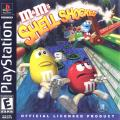 M&M's: The Lost Formulas PlayStation Front Cover