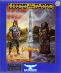 Legend of the Sword Atari ST Front Cover