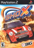 Shox PlayStation 2 Front Cover