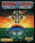 Operation Harrier Atari ST Front Cover