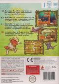 Ivy the Kiwi? Wii Back Cover