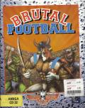 Brutal Sports Football Amiga CD32 Front Cover
