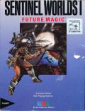 Sentinel Worlds I: Future Magic DOS Front Cover