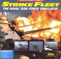 Strike Fleet DOS Front Cover