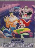 Disney's Ariel the Little Mermaid Game Gear Front Cover