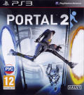 Portal 2 PlayStation 3 Front Cover