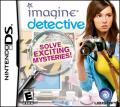 Imagine: Detective Nintendo DS Front Cover