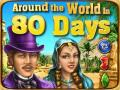 Around the World in 80 Days Macintosh Front Cover
