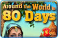 Around the World in 80 Days Windows Front Cover