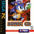 Sonic CD Windows Other Jewel Case - Front