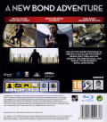 007: Blood Stone PlayStation 3 Back Cover