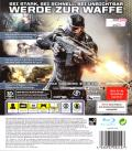 Crysis 2 PlayStation 3 Back Cover