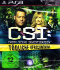 CSI: Crime Scene Investigation - Fatal Conspiracy  PlayStation 3 Front Cover