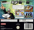 Elite Beat Agents Nintendo DS Back Cover